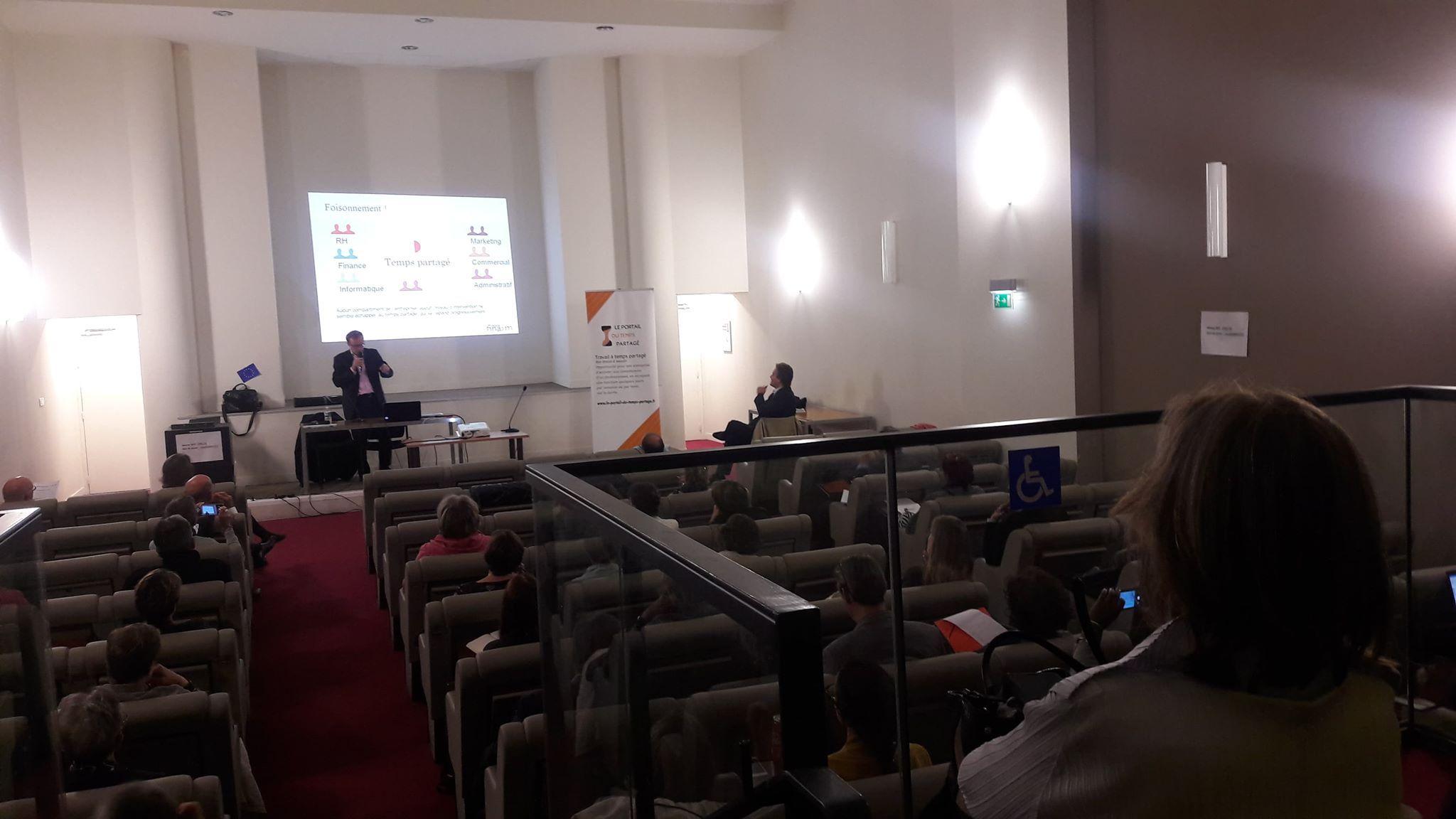 Event-Gemploi participe a la 1ere edition du temps partage-1