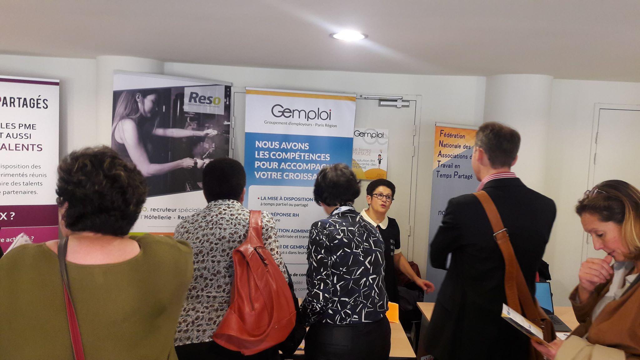 Event-Gemploi participe a la 1ere edition du temps partage-6