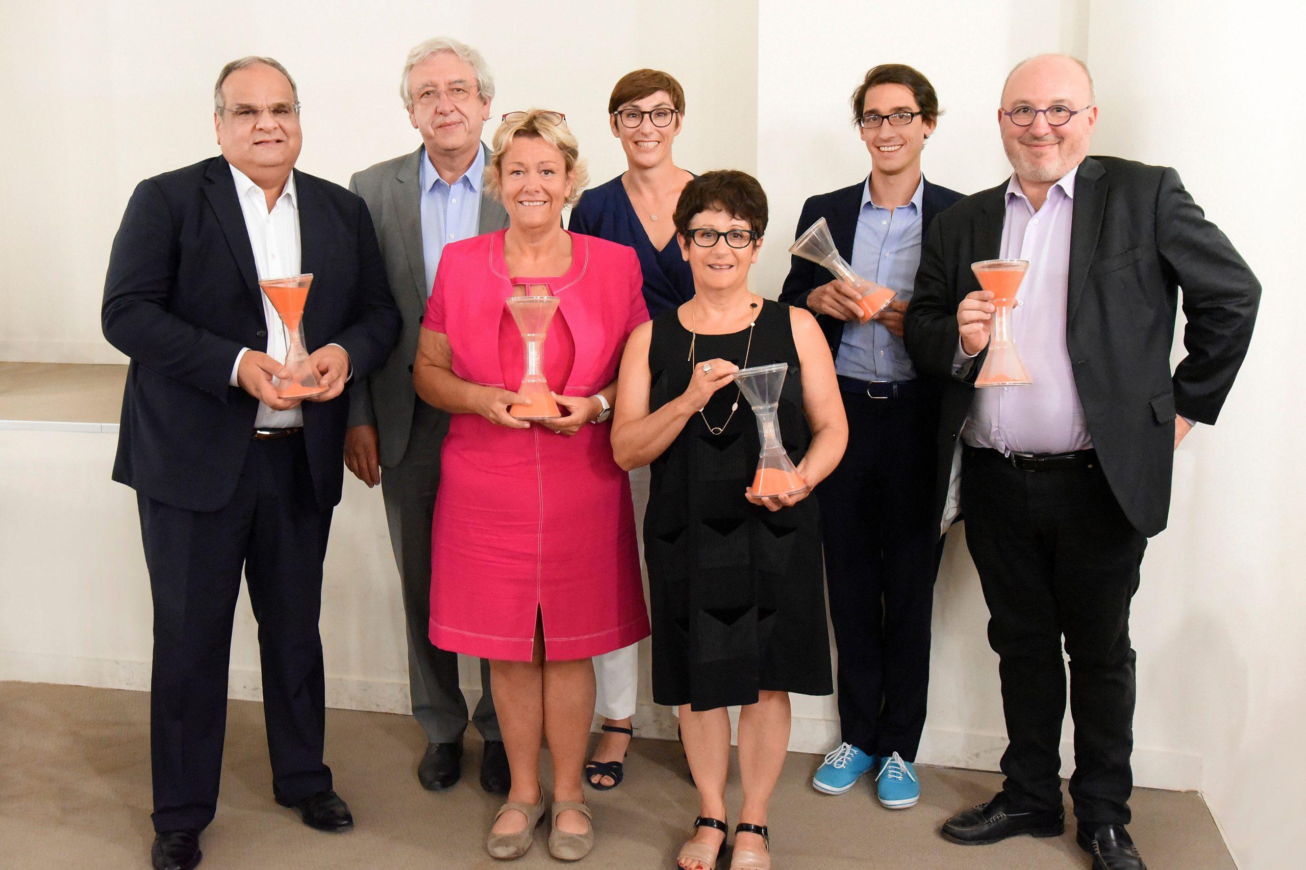 Event-Gemploi remporte le trophee du temps partage dans la categorie Groupements d'employeurs 4