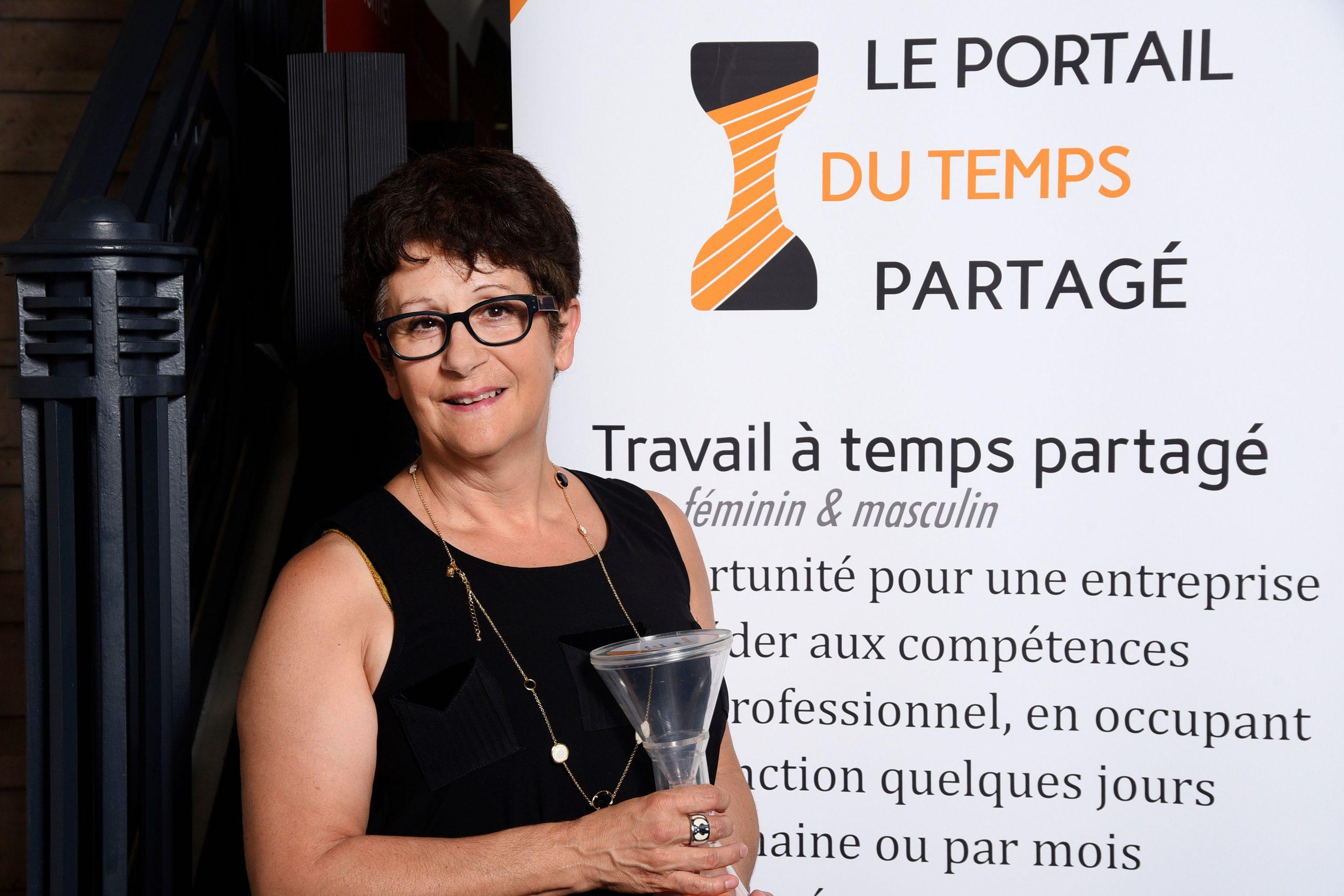 Event-Gemploi remporte le trophee du temps partage dans la categorie Groupements d'employeurs 5